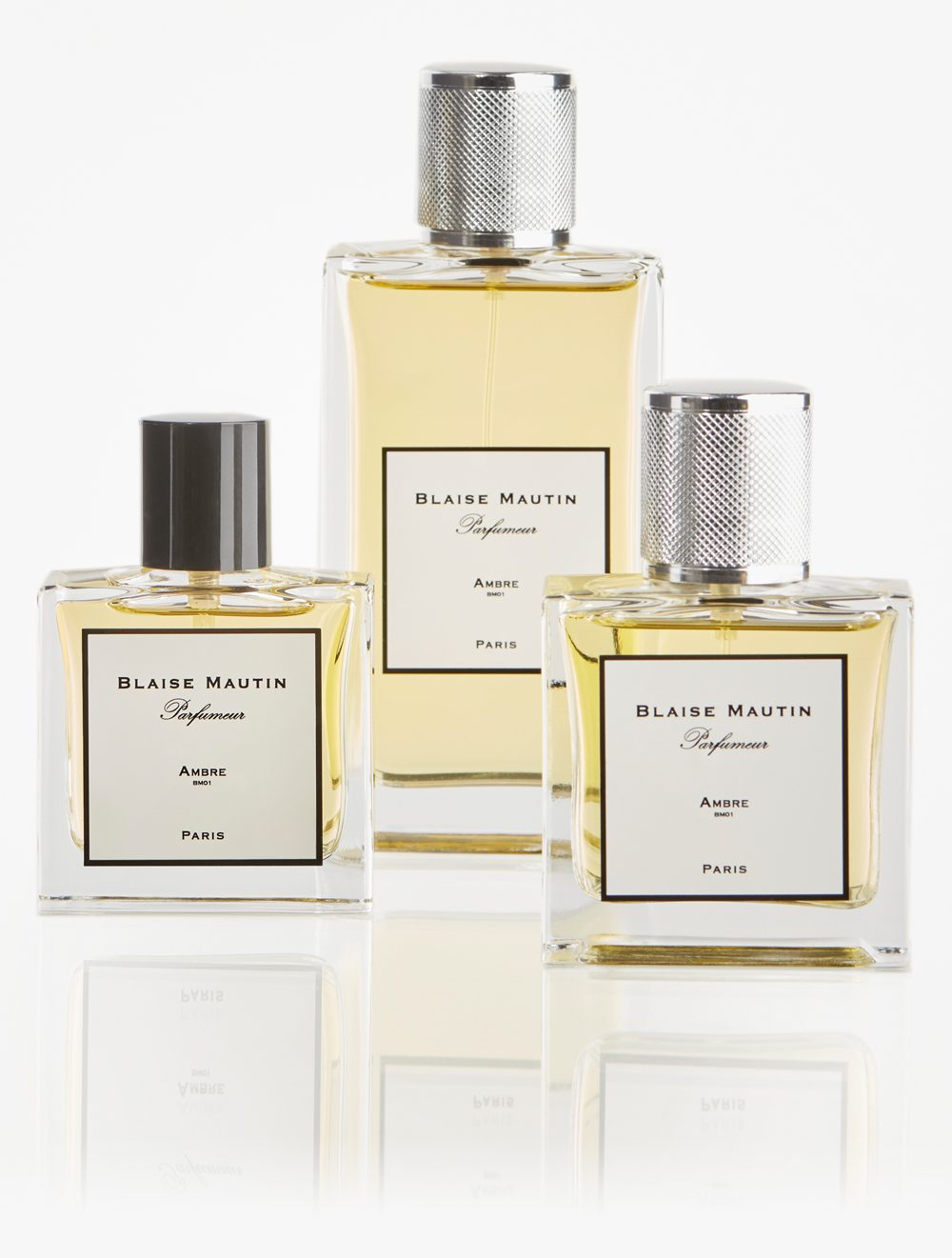 BM01 Fragrance Collection