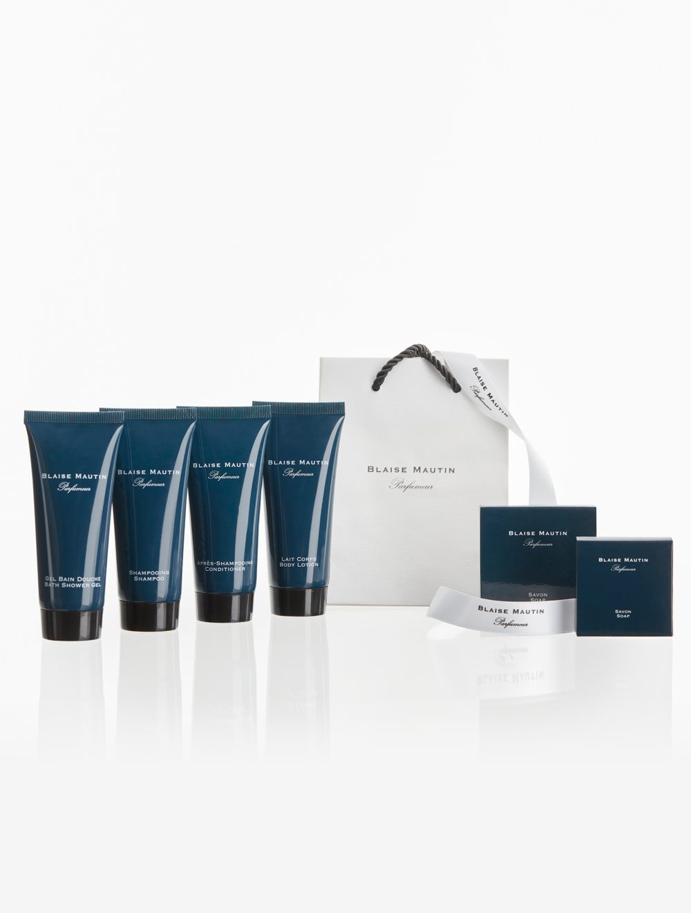 Blue Luxury Hotel Bath Line